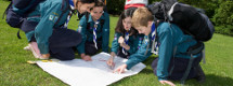 Tamworth Scouts Staffordshire Midlands UK