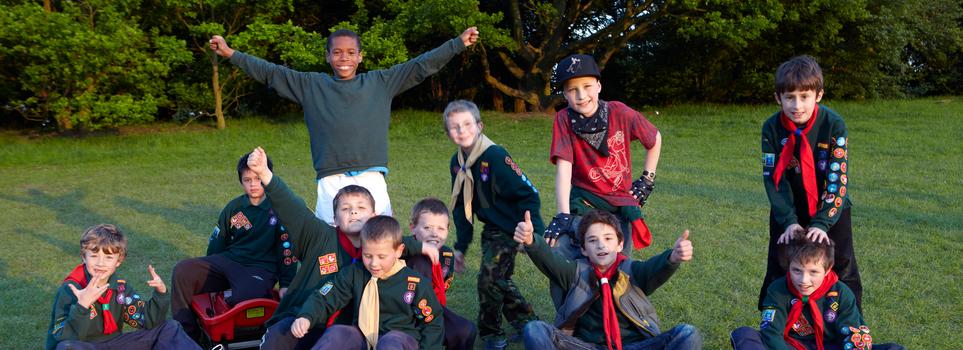 Tamworth Scouts Staffordshire UK
