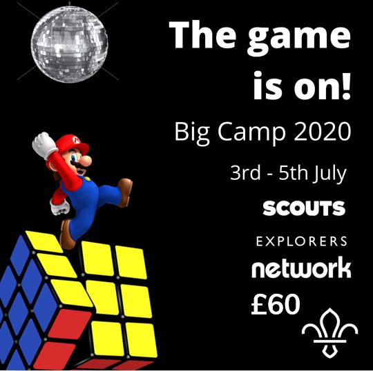 tamworth scouts big camp